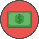 buy, cash, dollar, money, payment, purchase, shopping icon