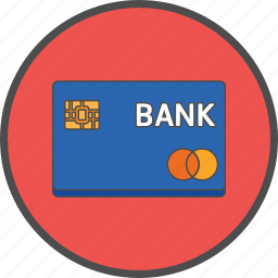 credit, currency, debit, ecommerce, payment, purchase, shopping icon