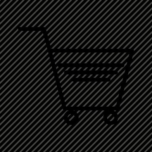 cart, ecommerce, online shopping, shopping cart icon