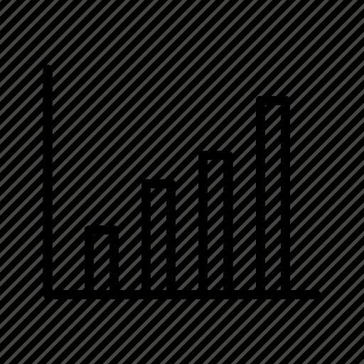 concept, graph, infographics, statistics icon