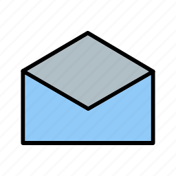 email, envelope, letter, mail, sign, spam icon