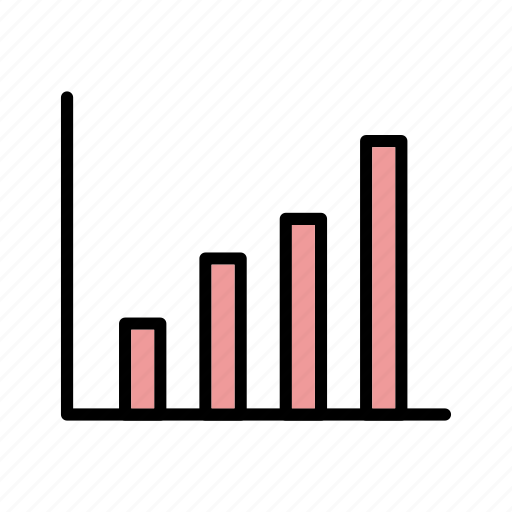 graph, infographics, statistics, statistics concept, statistics graph icon