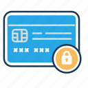 lock, payment, protection, secured payment, shopping, transaction icon