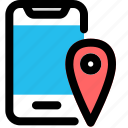 market, location, map, navigation