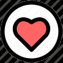 love, heart, favorite
