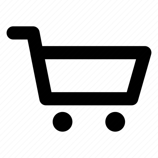 chart, checkout, shopping, trolley icon