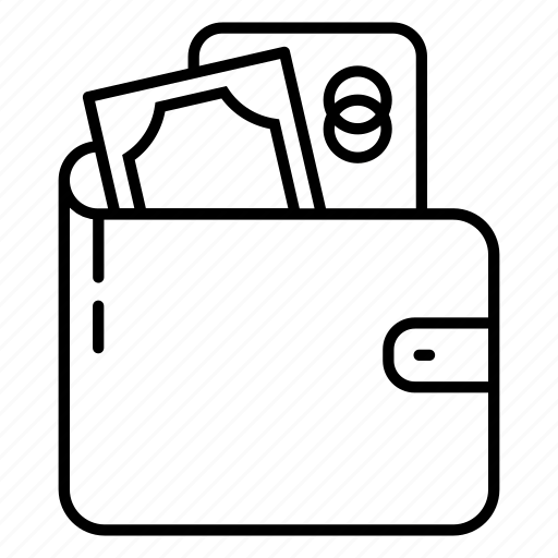 card, cash, credit, payment, shopping, wallet icon