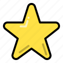star, favorite, rating, like
