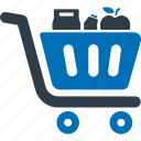 cart, items, shopping, ecommerce, basket, trolley