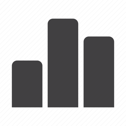 analysis, bar, chart, diagram, growth, pie, report icon