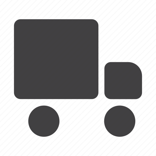 box, delivery, shipping, transport, transportation, truck, vehicle icon