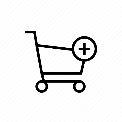 add, cart, checkout, shopping, shopping cart icon
