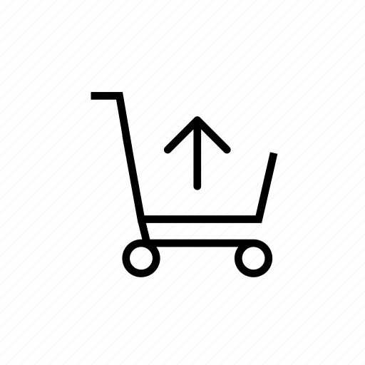 cart, online shopping, out, remove, shopping, shopping cart icon