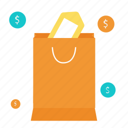 bag, commerce, shop, shopping, webshop icon