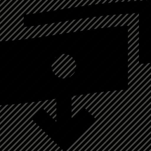 arrow, cashout, money, payment, transaction, transfer icon