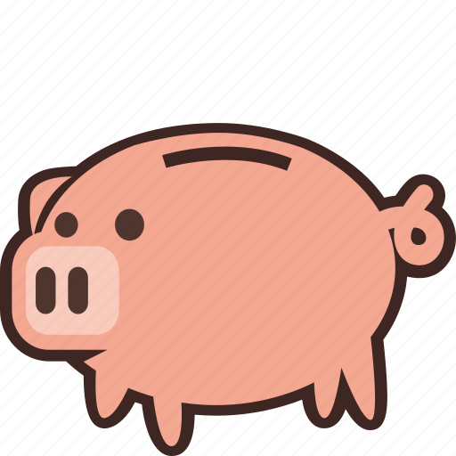 bank, money, piggy, piggybank, savings icon