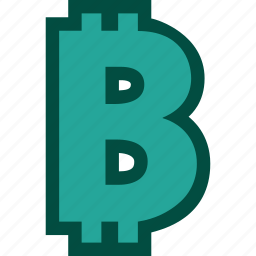 bitcoin, currency, finance, financial, money icon