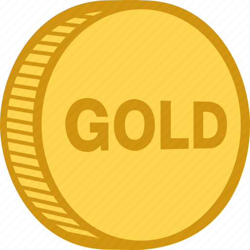 coin, currency, gold, karat, money icon