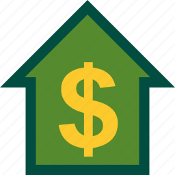 ascendance, ascending, cash, dollar, finance, money icon