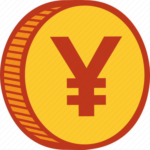 cash, coin, currency, financial, money, payment, yen icon