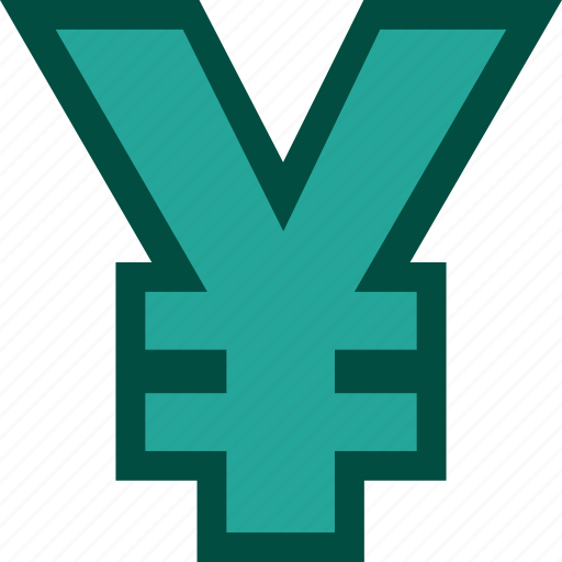 currency, finance, financial, money, yen icon