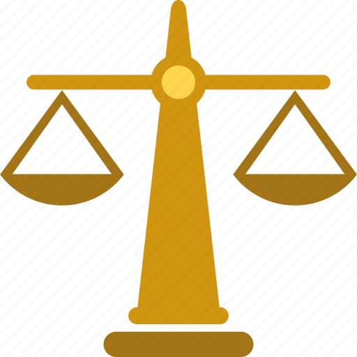 balance, measure, of, pair, scale, scales icon