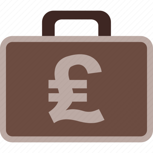 business, case, finance, money, payment, pound icon