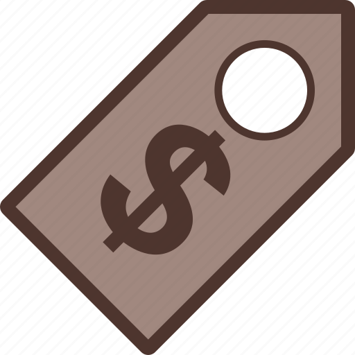 discount, dollar, label, money, sale icon