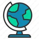 globe, geography, maps, location, space, planet, earth