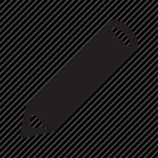 draw, edit, edition, pen, pencil, write icon