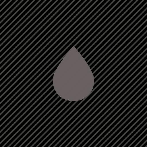 color, drop, paint, rain, water icon