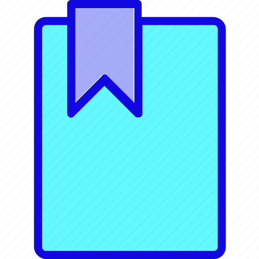 document, file, label, page, paper, sheet, tag icon