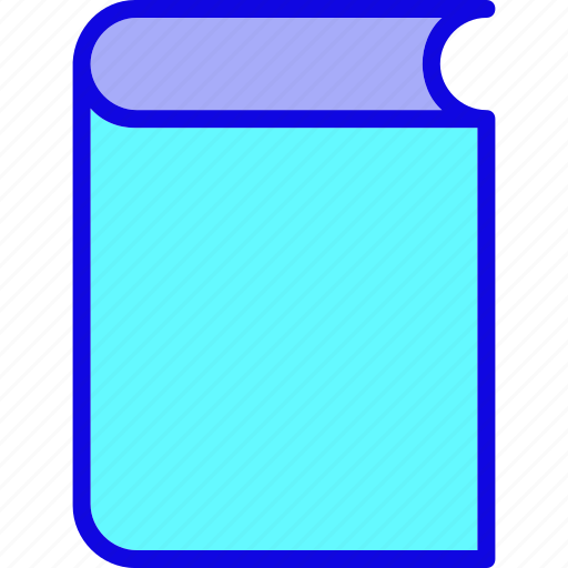 agenda, book, document, editorial, note, notebook, page icon