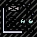 concept, management, content icon