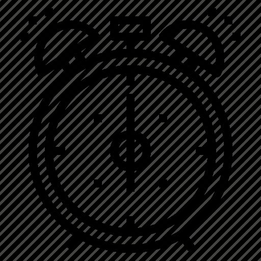 alarm, awaken, clock, time icon