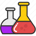 chemical, chemistry, flask, laboratory, research