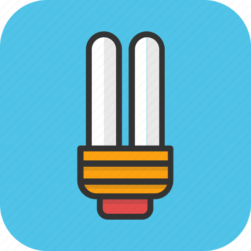 bulb, electricity, illumination, incandescent, light icon