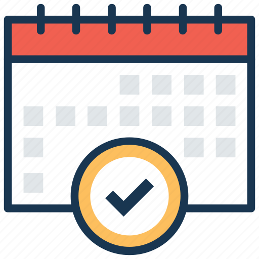 appointment, event, schedule, time frame, timetable icon