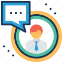 ask questions, expert advice, query, questionnaire, quiz icon