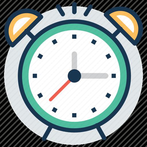 alarm, alarm clock, timekeeper, timepiece, wake up time icon