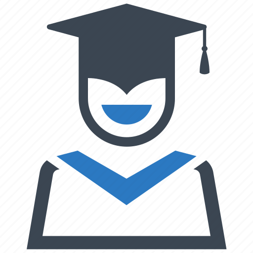 Education, graduate, hat, student icon - Download on Iconfinder
