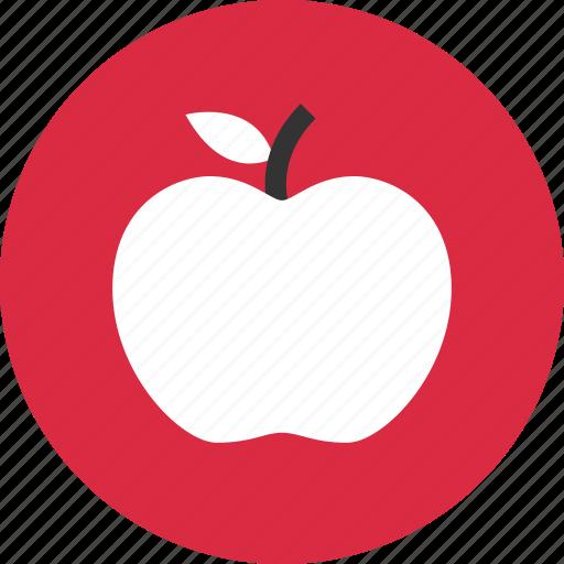 apple, learn, learning, staff, substitute, teach, teacher icon