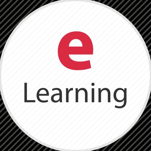 elearning, electronic, internet, learn, learning, onlinelearning, web icon