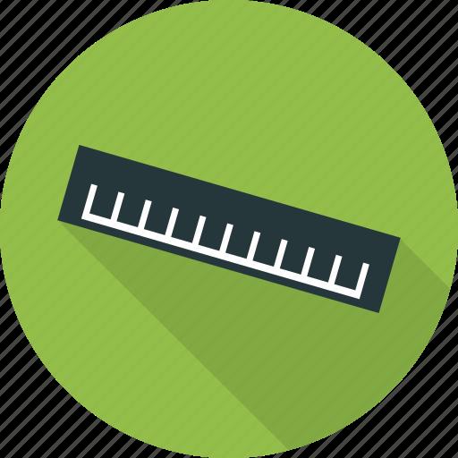 design, measure, scale, shape icon