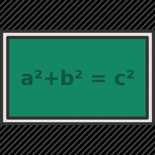 Blackboard, education, school blackboard icon - Download on Iconfinder