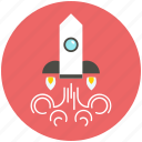 business, company, launch, startup icon icon