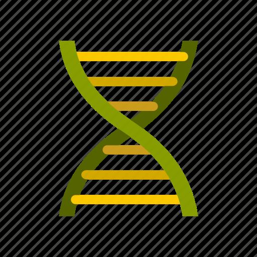 biology, biotechnology, chemistry, dna, gene, genetic, health icon