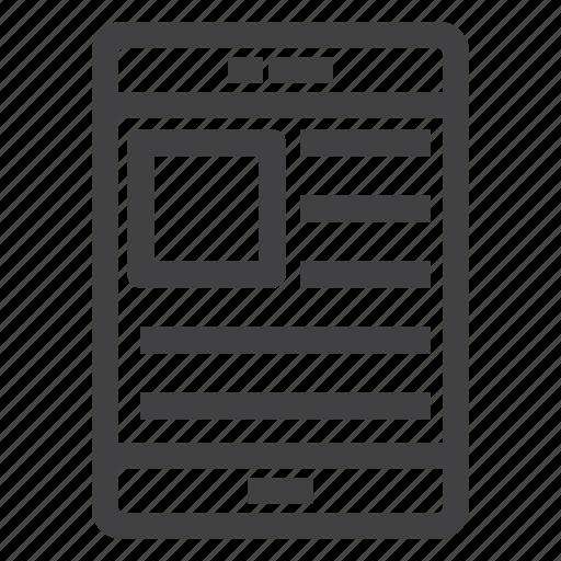 book, digital, e book, e-book, education icon