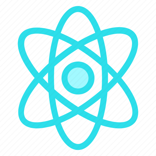 atom, atomic, molecule, scienceicon icon