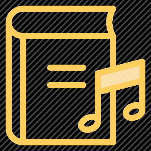audiodisc, literature, sound, studying icon